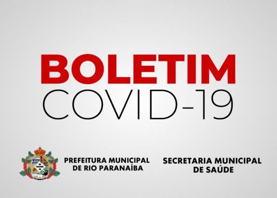 Boletim Covid-19: 14/04